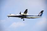 ss5さんが、伊丹空港で撮影したANAウイングス DHC-8-402Q Dash 8の航空フォト(写真)