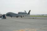 eagletさんが、横田基地で撮影したアメリカ空軍 RQ-4 Global Hawkの航空フォト(写真)
