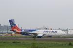 わいどあさんが、成田国際空港で撮影したエアカラン A330-202の航空フォト(写真)