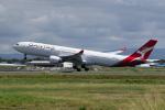 Jinxさんが、ブリスベン空港で撮影したカンタス航空 A330-303の航空フォト(写真)