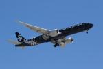 Jinxさんが、ブリスベン空港で撮影したニュージーランド航空 777-319/ERの航空フォト(写真)