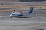 T.Sazenさんが、伊丹空港で撮影したエアーニッポンネットワーク DHC-8-314Q Dash 8の航空フォト(飛行機 写真・画像)