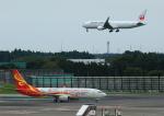 タミーさんが、成田国際空港で撮影した海南航空 737-84Pの航空フォト(写真)