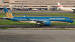 にっしーさんが、羽田空港で撮影したベトナム航空 A350-941XWBの航空フォト(写真)
