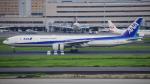 にっしーさんが、羽田空港で撮影した全日空 777-381の航空フォト(写真)