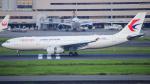 にっしーさんが、羽田空港で撮影した中国東方航空 A330-243の航空フォト(写真)