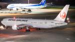 にっしーさんが、羽田空港で撮影した日本航空 767-346/ERの航空フォト(写真)