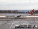 アイスコーヒーさんが、函館空港で撮影したトランスアジア航空 A321-131の航空フォト(写真)