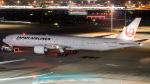 にっしーさんが、羽田空港で撮影した日本航空 777-346/ERの航空フォト(写真)