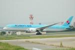 yanaさんが、福岡空港で撮影した大韓航空 787-9の航空フォト(写真)
