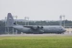eagletさんが、横田基地で撮影したアメリカ空軍 C-130J-30 Herculesの航空フォト(写真)