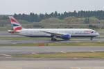 amagoさんが、成田国際空港で撮影したブリティッシュ・エアウェイズ 787-9の航空フォト(写真)