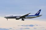 ITM44さんが、伊丹空港で撮影した全日空 777-281の航空フォト(写真)