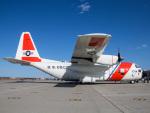 Mame @ TYOさんが、三沢飛行場で撮影したアメリカ沿岸警備隊 HC-130H Herculesの航空フォト(写真)