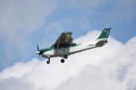 kumagorouさんが、仙台空港で撮影した共立航空撮影 T206H Turbo Stationairの航空フォト(写真)