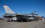 Mame @ TYOさんが、三沢飛行場で撮影したアメリカ空軍 F-16CM-50-CF Fighting Falconの航空フォト(写真)