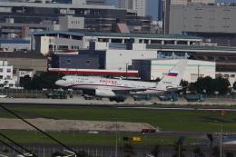 どらいすたーさんが、羽田空港で撮影したロシア航空 Tu-204-300の航空フォト(写真)