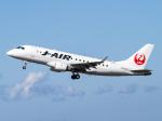 Mame @ TYOさんが、三沢飛行場で撮影したジェイ・エア ERJ-170-100 (ERJ-170STD)の航空フォト(写真)