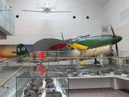 Smyth Newmanさんが、靖国神社遊就館で撮影した日本海軍 D4Y1 Suisei Model 11の航空フォト(飛行機 写真・画像)