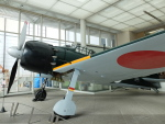 Smyth Newmanさんが、靖国神社遊就館で撮影した日本海軍 Zero 52/A6M5の航空フォト(写真)