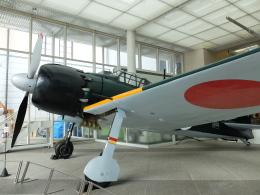 靖国神社遊就館で撮影された日本海軍 - Imperial Japanese Navyの航空機写真