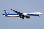 Echo-Kiloさんが、新千歳空港で撮影した全日空 777-381/ERの航空フォト(写真)