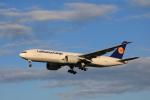 msrwさんが、成田国際空港で撮影したルフトハンザ・カーゴ 777-FBTの航空フォト(写真)
