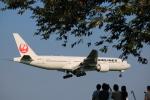msrwさんが、成田国際空港で撮影した日本航空 777-246/ERの航空フォト(写真)