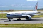 シュウさんが、関西国際空港で撮影した中国国際貨運航空 777-FFTの航空フォト(写真)