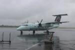 ババックンさんが、キングストン・ノーマン・ロジャース空港で撮影したエア・カナダ ジャズ DHC-8-102 Dash 8の航空フォト(写真)