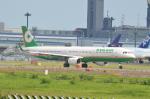 hareotokoさんが、成田国際空港で撮影したエバー航空 A321-211の航空フォト(写真)