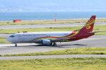 シュウさんが、関西国際空港で撮影した揚子江快運航空 737-44P(SF)の航空フォト(写真)
