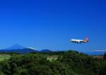 タミーさんが、静岡空港で撮影した北京首都航空 A320-214の航空フォト(写真)