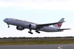 かみじょー。さんが、ダニエル・K・イノウエ国際空港で撮影した日本航空 777-246/ERの航空フォト(写真)