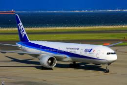 きったんさんが、中部国際空港で撮影した全日空 777-381/ERの航空フォト(写真)