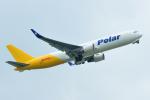 saoya_saodakeさんが、成田国際空港で撮影したポーラーエアカーゴ 767-3JHF(ER)の航空フォト(写真)