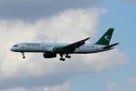 twining07さんが、ロンドン・ヒースロー空港で撮影したトルクメニスタン航空 757-22Kの航空フォト(写真)