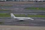 msrwさんが、羽田空港で撮影したノエビア 680 Citation Sovereignの航空フォト(写真)