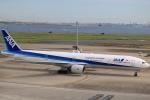 msrwさんが、羽田空港で撮影した全日空 777-381の航空フォト(写真)