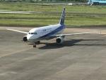 Tatsu mitsuさんが、宮崎空港で撮影した全日空 A320-211の航空フォト(写真)