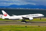 きったんさんが、中部国際空港で撮影した日本航空 777-246/ERの航空フォト(写真)