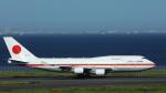 toshirouさんが、羽田空港で撮影した航空自衛隊 747-47Cの航空フォト(写真)