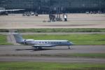 msrwさんが、羽田空港で撮影したユタ銀行 Gulfstream G650 (G-VI)の航空フォト(写真)