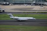 msrwさんが、羽田空港で撮影したウェルズ・ファーゴ・バンク・ノースウェスト Gulfstream G650 (G-VI)の航空フォト(写真)