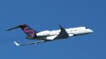 toshirouさんが、羽田空港で撮影したゼッタ・ジェット BD-700-1A10 Global 6000の航空フォト(写真)