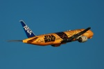 杉の裏さんが、羽田空港で撮影した全日空 777-281/ERの航空フォト(飛行機 写真・画像)