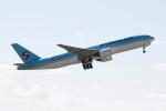 きったんさんが、中部国際空港で撮影した大韓航空 777-2B5/ERの航空フォト(写真)