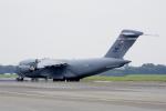 eagletさんが、横田基地で撮影したアメリカ空軍 C-17A Globemaster IIIの航空フォト(写真)