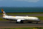 きったんさんが、中部国際空港で撮影したエティハド航空 787-9の航空フォト(写真)