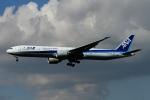 twining07さんが、ロンドン・ヒースロー空港で撮影した全日空 777-381/ERの航空フォト(写真)